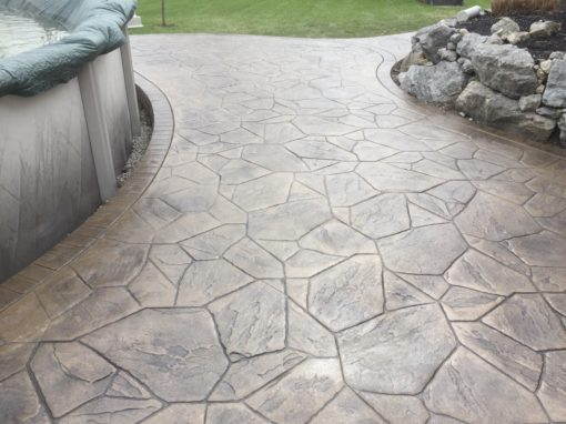 Residential Patios in Dayton Cincinnati Columbus Ohio Kentucky Indiana